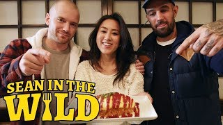 Japanese Food Tour with Frank Pinello and Sakura Yagi | Sean in the Wild