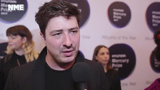 Marcus Mumford on the Mercury Prize 2017, the state of guitar music and Noel Gallagher