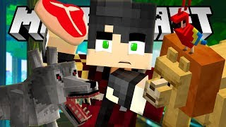 THE MINECRAFT ZOO DISASTER!