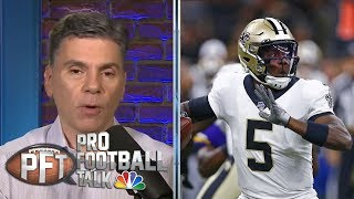 PFT Overtime: Teddy Bridgewater to Panthers? Dolphins QB issues | Pro Football Talk | NBC Sports