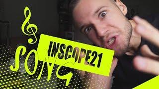 inscope21 Song | Kanalbanner Reaktion | inscope21