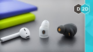 Wireless Earbuds That Don