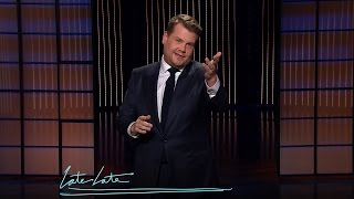 New Late Late Show Host James Corden Introduces Himself