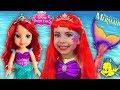Alice Becames Little Mermaid Ariel a Fun...mp3