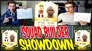 88 VIEIRA LEGENDEN SQUAD BUILDER SHOWDOWN!! 🔥⚽🔥 - FIFA 17 ULTIMATE TEAM (DEUTSCH)