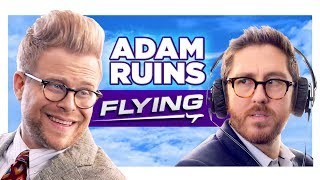 Frequent Flyer Miles Are Actually Costing You Money   Adam Ruins Everything
