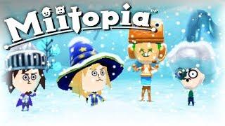 Quests im Schnee!   17   Miitopia