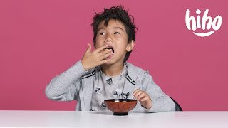 American Kids Try Snacks from Around the World: Singapore & Malaysia