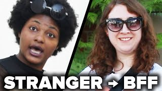 Strangers Hang Out With Each Other For The Day