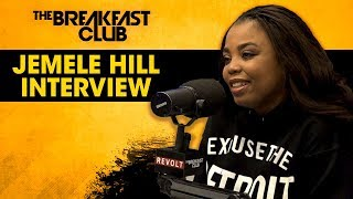 Jemele Hill Talks Leaving ESPN, Mental Health, Lebron James + More
