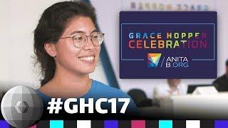 The Developer Show (Grace Hopper '17) w/ Nicole Limtiaco