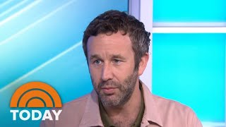 """Chris O'Dowd Talks About His New Movie """"Juliet, Naked"""" And Show With Ray Romano """"Get Shorty""""   TODAY"""