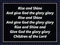 Rise and Shine Arky Arky Song LYRICS WOR...mp3