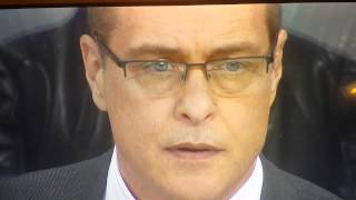 Winnipeg Jets vs Colorado Avalanche - Angry Paul Maurice (Dec 5 2014)