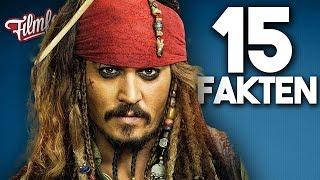 15 eher weniger bekannte Fakten zu JOHNNY DEPP!