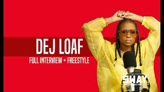 Dej Loaf Speaks on How Her Frustration Led to a Hit, Being Single + Freestyles Live