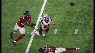 NFL Luckiest Tipped Catches