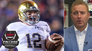 Notre Dame needs to solidify spot in top 4 in case Alabama loses | College Football Rankings