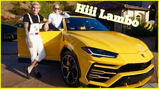 WE GOT A NEW LAMBORGHINI URUS SUV!   Jeffree Star