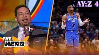 Chris Broussard talks OKC