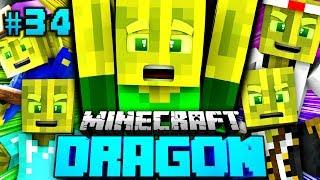 Das CHAOS BRICHT AUS?! - Minecraft Dragon #34 [Deutsch/HD]