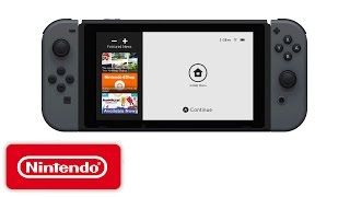 Nintendo Switch - News & eShop