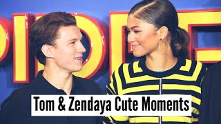 Tom Holland & Zendaya   Cute Moments