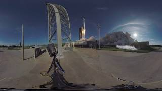 A 360 Look at the Launch of TDRS-M