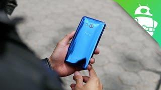 HTC U11 hands-on: HTC