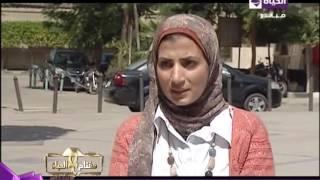 """مفتاح الحياة - تقرير ... """" أول يوم دراسى لطالبة سورية بأحد الجامعات المصرية """""""
