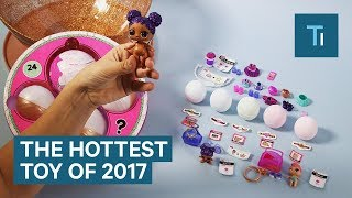"""Unboxing The """"L.O.L. Surprise! Big Surprise"""" — The Hottest Toy Of 2017"""