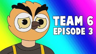 Vanoss Gaming Animated: Team 6 - Toobcon! (Episode 3)