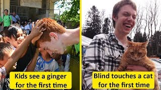 People Who Did Things For The First Time, And Had The Best Reactions