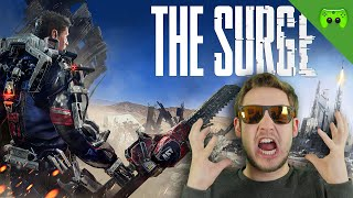DARK SOULS KLON?🎮 The Surge #1