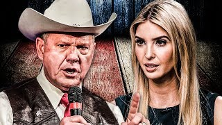 Trump Is Furious That Ivanka Spoke Out Against Roy Moore