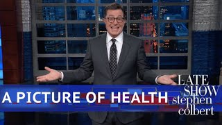 Shocking News: Our President Is Perfectly Healthy