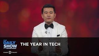 The Year in Tech: The Daily Show