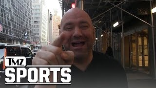 Dana White Blasts Floyd Mayweather ... Conor Would Kill Your Tiny, Fragile Ass | TMZ Sports