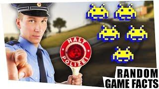 Führerschein und Gamedesignerpapiere, bitte! - Random Game Facts #80