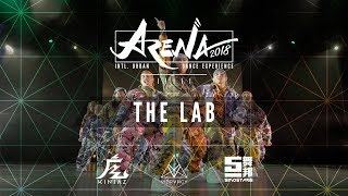 The LAB | Arena LA 2018 [@VIBRVNCY Front Row 4K]