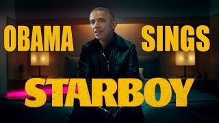 BARACK OBAMA SINGS