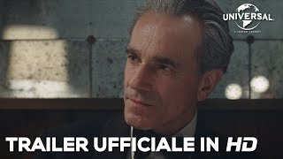 IL FILO NASCOSTO di Paul Thomas Anderson con Daniel Day-Lewis - Trailer italiano ufficiale