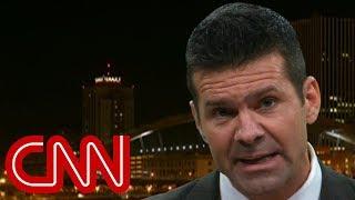 Meteorologist fired for racial slur on air speaks to CNN