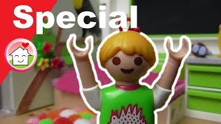 Playmobil Film deutsch Lenas neues Kinderzimmer / Deko für Kinder / Family Stories