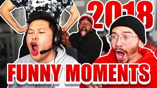ITSYEBOI FUNNIEST MOMENTS OF 2018 - YEAR IN REVIEW!