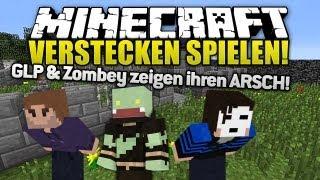 SIE REDEN NUR VON POPOS! mit Zombey & GLP - Minecraft: Hide and Seek | ungespielt