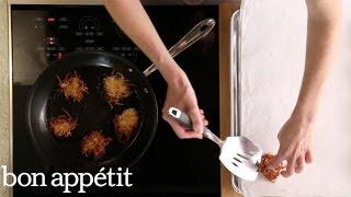 Common Mistakes: Holiday Edition: Latkes - Bon Appétit