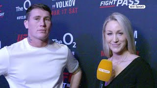 """I will be remembered in 200 years!"" Darren Till ready to build legacy at UFC Liverpool"