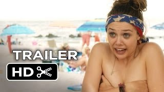 Very Good Girls Official Trailer #1 (2014) - Elizabeth Olsen, Dakota Fanning Movie HD
