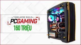 Lắp đặt PC Gaming 160 triệu đồng cho một học sinh cấp 3 | Timelapse Build